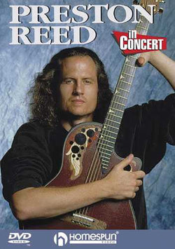 DVD - Preston Reed in Concert