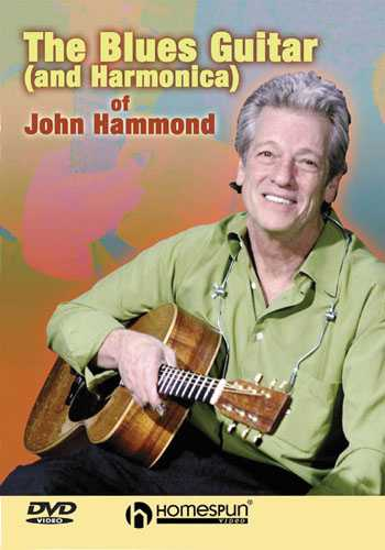DIGITAL DOWNLOAD ONLY - The Blues Guitar (and Harmonica) of John Hammond