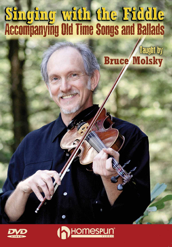 DIGITAL DOWNLOAD ONLY - Singing with the Fiddle: Accompanying Old Time Songs and Ballads