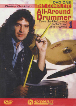 DVD-The Complete All-Around Drummer: Vol. 1