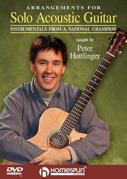 DIGITAL DOWNLOAD ONLY - Arrangements for Solo Acoustic Guitar: Vol. 1 - Instrumentals From a National Champion