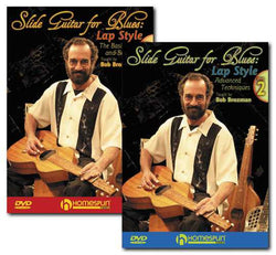 DVD - Slide Guitar for Blues: Lap Style - Two DVD Set