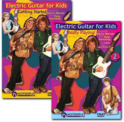 DVD - Electric Guitar for Kids: Two DVD Set