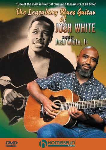 DIGITAL DOWNLOAD ONLY - The Legendary Blues Guitar of Josh White