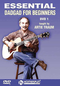 DVD - Essential DADGAD for Beginners: Vol. 1