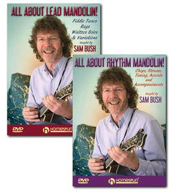 DVD - All About Rhythm and Lead Mandolin! - Two DVD Set