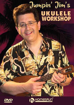 DVD - Jumpin' Jim's Ukulele Workshop