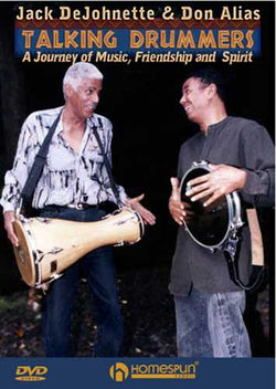 Talking Drummers-A Journey of Music, Friendship and Spirit