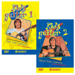 DVD - Kid's Guitar: Two DVD Set