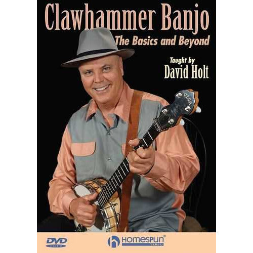 DVD - Clawhammer Banjo-The Basics and Beyond