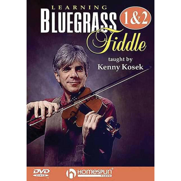 DVD - Learning Bluegrass Fiddle: Two DVD Set