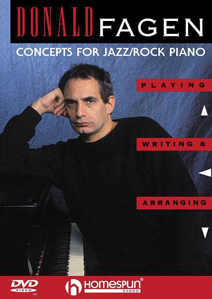 DVD - Concepts for Jazz/Rock Piano