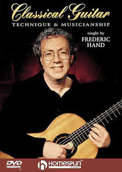 DVD - Classical Guitar: Technique and Musicianship