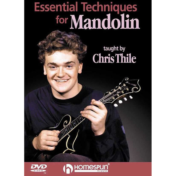 DVD - Essential Techniques for Mandolin