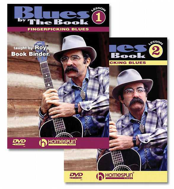 DVD - Blues by the Book: Two DVD Set