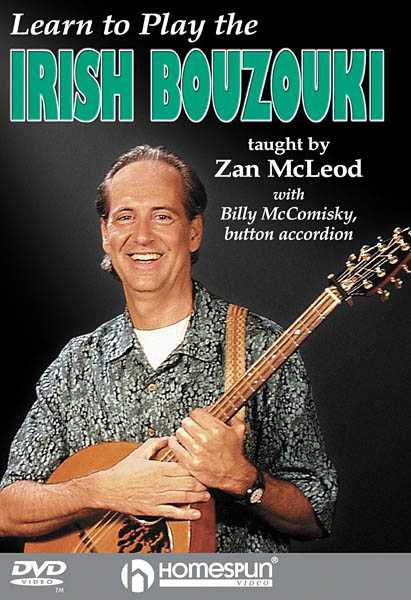 DVD - Learn to Play the Irish Bouzouki