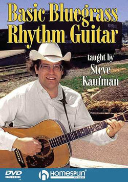 DVD - Basic Bluegrass Rhythm Guitar