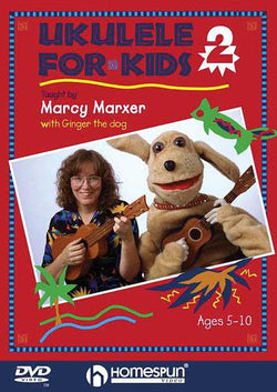 DVD - Ukulele for Kids: Vol. 2