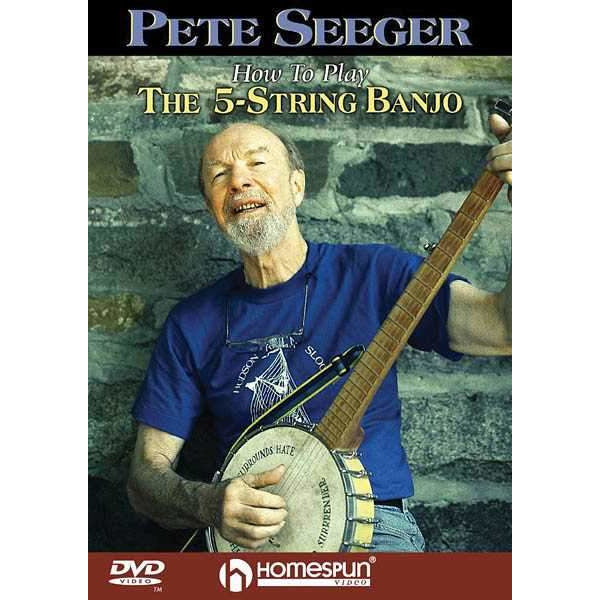 DVD - How to Play the 5-String Banjo