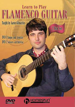 DVD - Learn to Play Flamenco Guitar