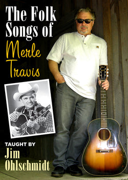 The Folk Songs of Merle Travis