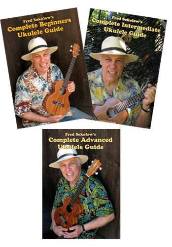 Fred Sokolow's Complete Ukulele Guide Combo