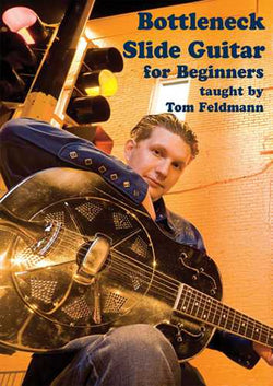 DVD - Bottleneck Slide Guitar for Beginners