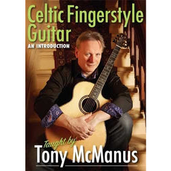 DVD - Celtic Fingerstyle Guitar-An Introduction