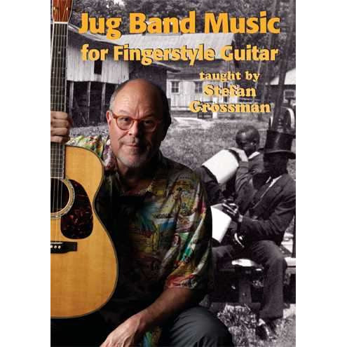 DVD - Jug Band Music for Fingerstyle Guitar