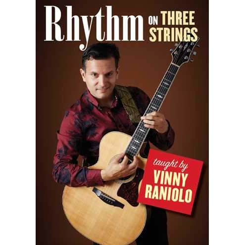 DVD - Rhythm On Three Strings