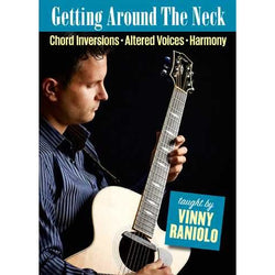 DVD - Getting Around the Neck - Chord Inversions, Altered Voices, Harmony