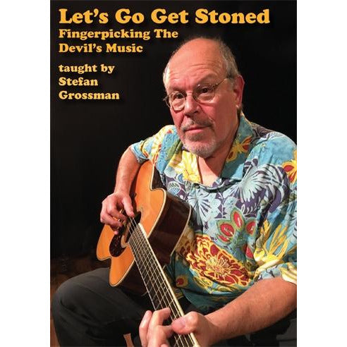 DOWNLOAD ONLY - Let's Go Get Stoned - Fingerpicking the Devil'S Music