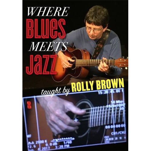 DVD - Where Blues Meets Jazz