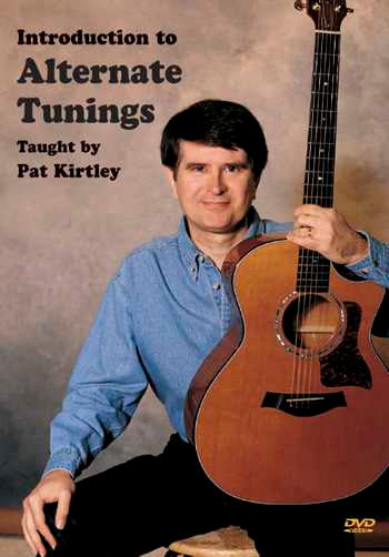 DVD - Introduction to Alternate Tunings