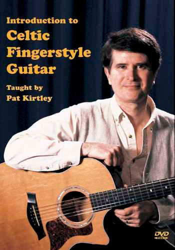 DVD - Introduction to Celtic Fingerstyle Guitar