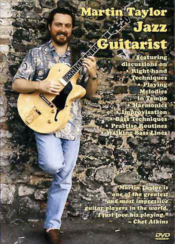 DVD - Jazz Guitarist
