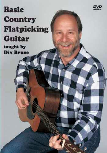DVD - Basic Country Flatpicking