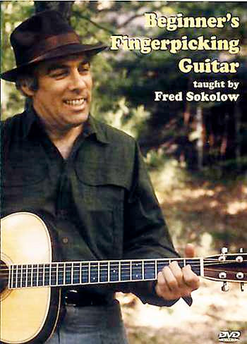 DVD - Beginner's Fingerpicking Guitar