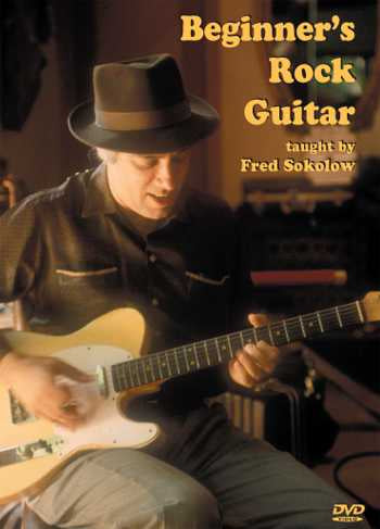 DVD - Beginner's Rock Guitar