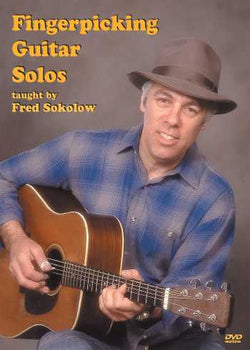 DVD - Fingerpicking Guitar Solos
