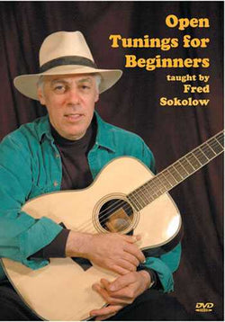 DVD - Open Tunings for Beginners