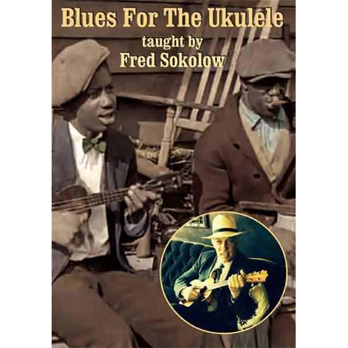 DVD - Blues for the Ukulele