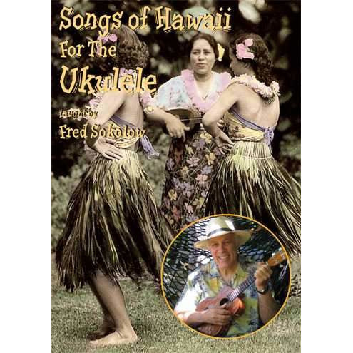 DVD - Songs of Hawaii for the Ukulele