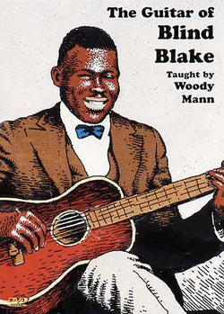 DVD-The Guitar of Blind Blake