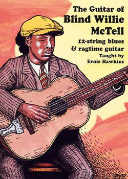 DVD-The Guitar of Blind Willie McTell