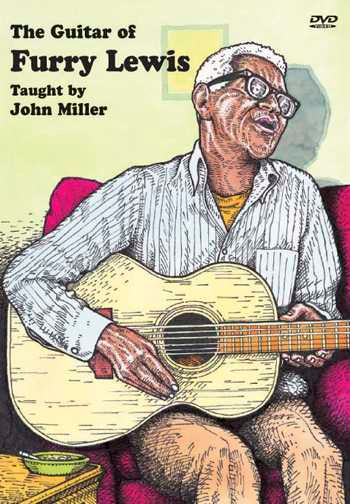 DVD-The Guitar of Furry Lewis