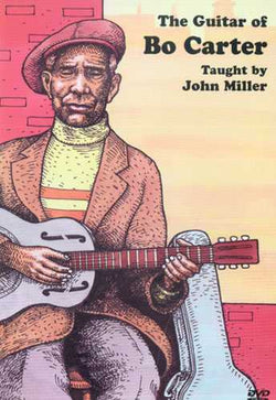 DVD-The Guitar of Bo Carter