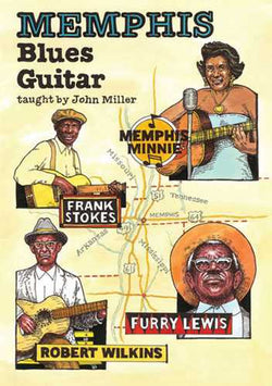 DVD - Memphis Blues Guitar