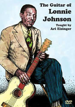 DVD - Guitar of Lonnie Johnson