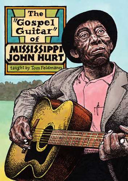 DVD-The Gospel Guitar of Mississippi John Hurt